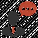 Ampare SMS Speech Reader icon