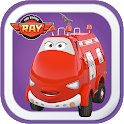 Brave Fire Engine, Ray - Battery Monster icon