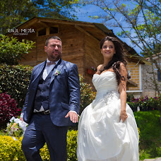 Wedding photographer Raul Mejia (RaulMejia). Photo of 07.03.2016