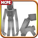 SCP 096 Mod MC Pocket Edition icon