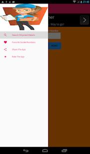 GATI Courier Tracker / GATI Courier Tracking screenshot