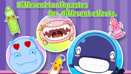 Baby Panda's Toothbrush apkmr screenshots 4