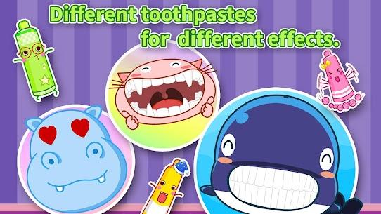 Baby Panda's Toothbrush 4