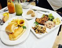 Finga's Fine Food 風格