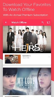 DramaFever: Stream Asian Drama Shows & Movies Screenshot