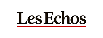 Site internet créé par Les Echos