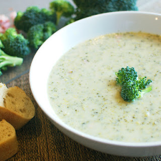 Broccoli Soup Herbs Recipes