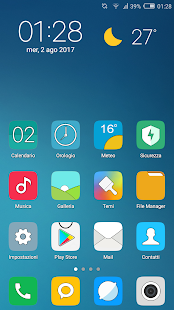 MIUI 9 HD - ICON PACK Screenshot