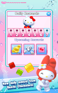 Hello Kitty Jewel Town Match 3- screenshot thumbnail