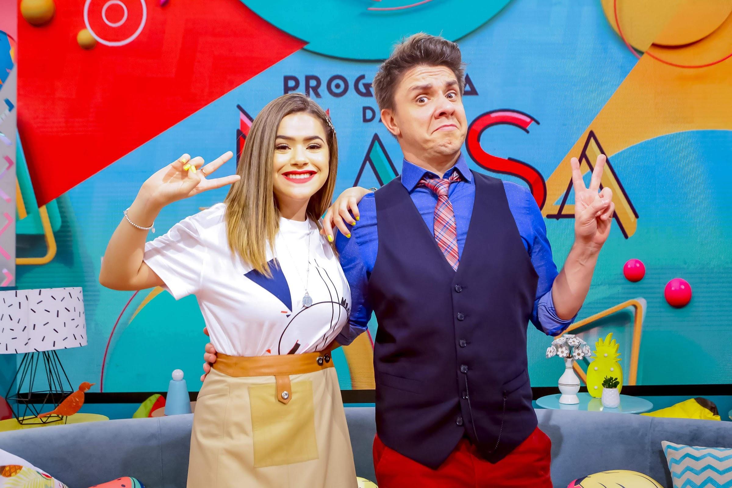 Maisa e Oscar