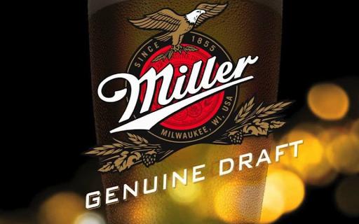 Miller Genuine Draft (MGD)