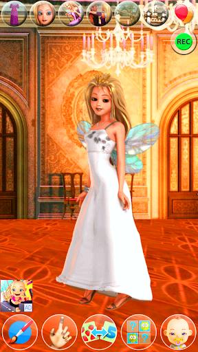 My Little Talking Princess apkpoly screenshots 4
