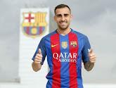 Officiel : Paco Alcacer rejoint le Barça