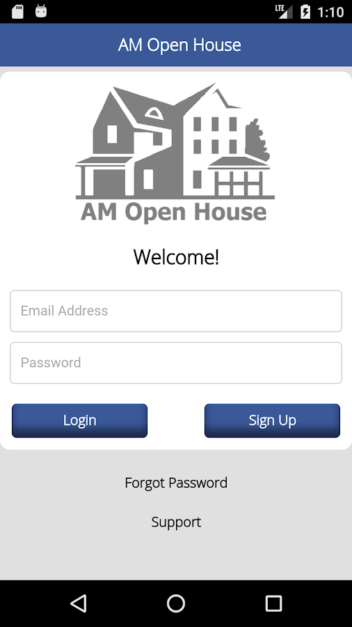 AM Open House for Real Estate- screenshot