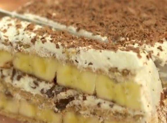 Easy Ice Box Cake Recipe