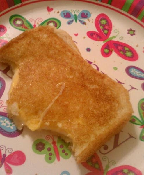 Yummy Cheese Sandwich Recipe