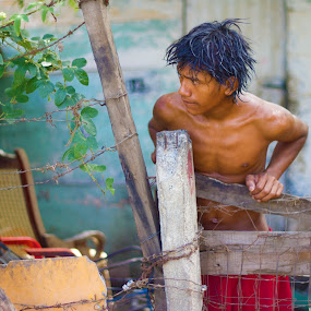 Nicaragua by Bryce Blood - People Portraits of Men