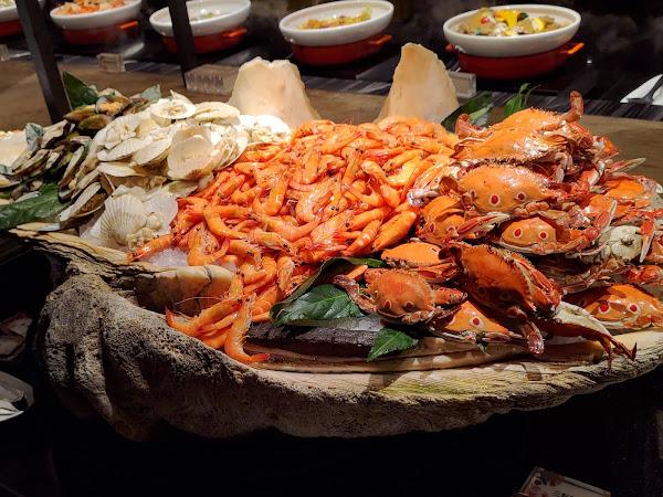 新天地海鮮餐廳 崇德旗艦店