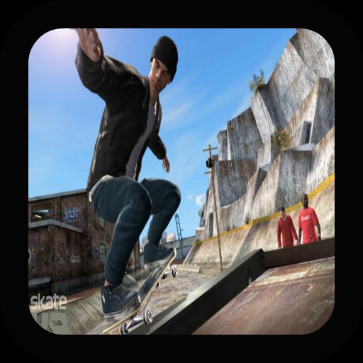 สเก็ตบอร์ด เกม - Skateboard 3D