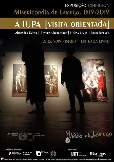 """Misericórdia de Lamego 1519-2019"" à lupa"