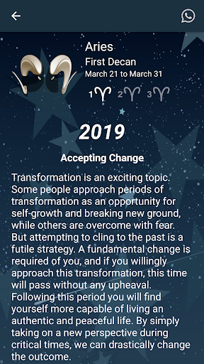 My Horoscope  screenshot 2