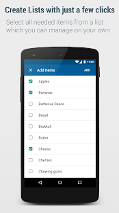 Shopping List - Pro- screenshot thumbnail