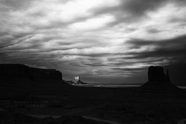 Nuvole minacciose! di Fabrizio Di Giovanni