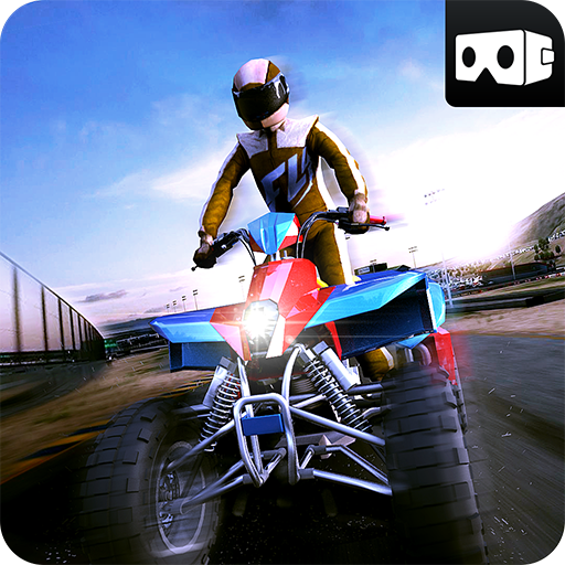 VR Monster Quad Bike Racer