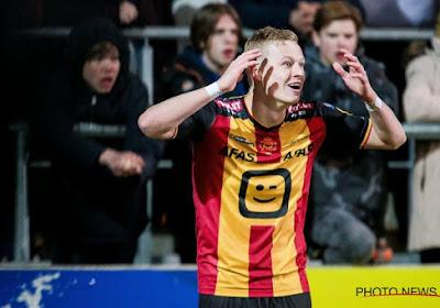 """Flankaanvaller KV Mechelen: """"AS Roma zou mooi zijn, toch?"""""""