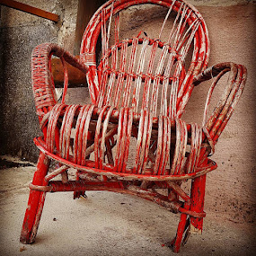 Old Chair by Oliver Bucek - Artistic Objects Furniture (  )