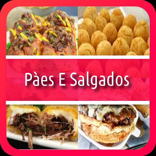 Receitas Pàes E Salgados (app)