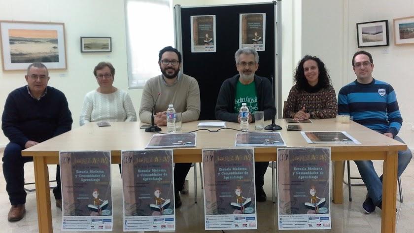 El IES Al Andalus acogerá las IV Jornadas de Escuela Moderna