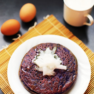 Ube Pancake Recipe