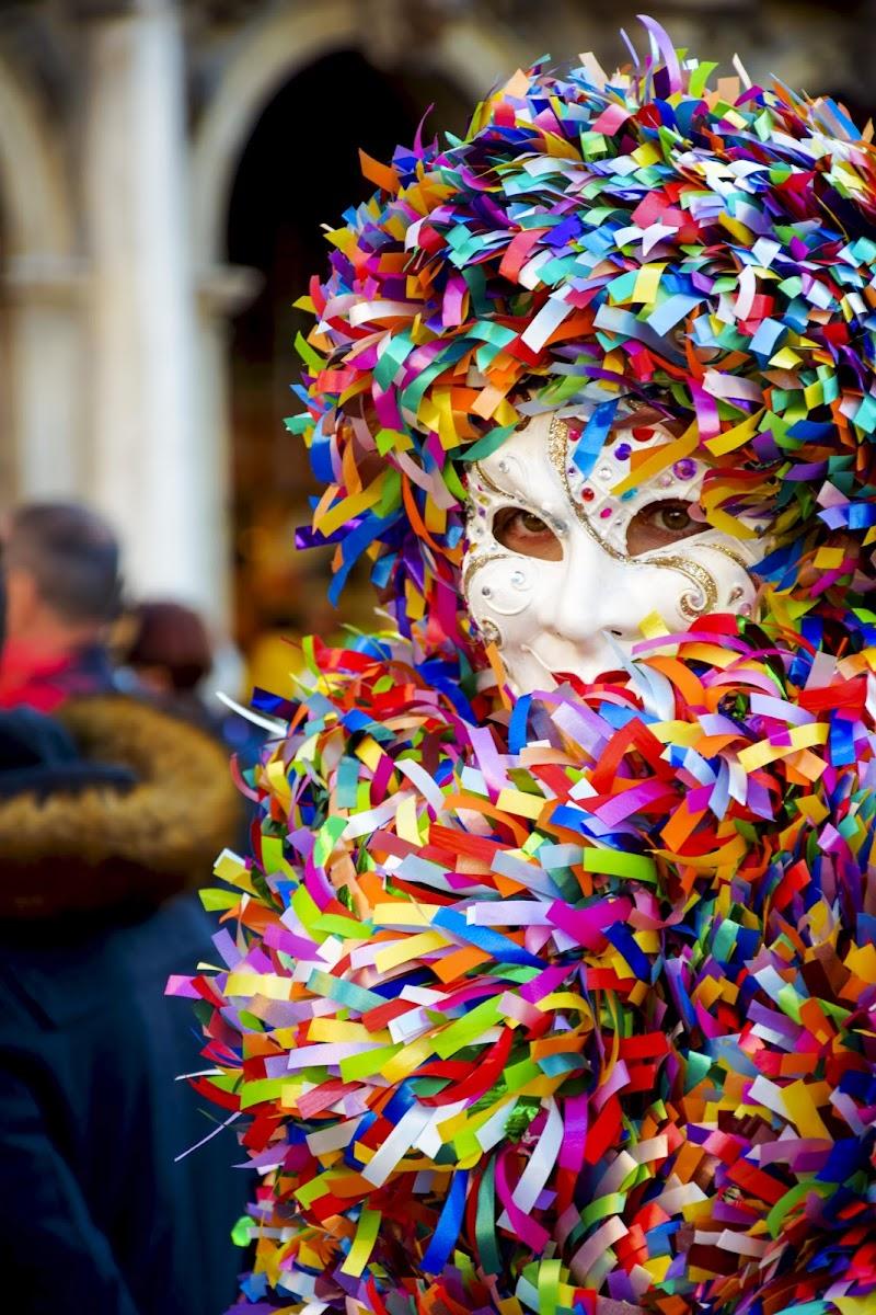 La maschera dei mille colori  di DiegoCattel