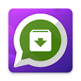 Status Downloader Whatsapp - Images, Video, GIF icon