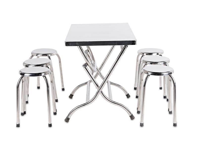 Bật mí về sản phẩm bàn ghế inox đám cưới cực chất lượng dành cho bạn!