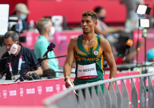 Wayde wants to cheer Mzansi with medal