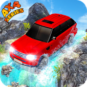 Offroad Jeep Hill Race Game