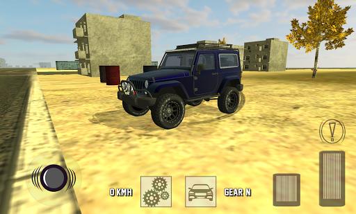 4x4 Offroad Truck 4.0 Mod screenshots 4