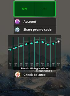 Bitcoin Mining Machine Screenshot Thumbnail