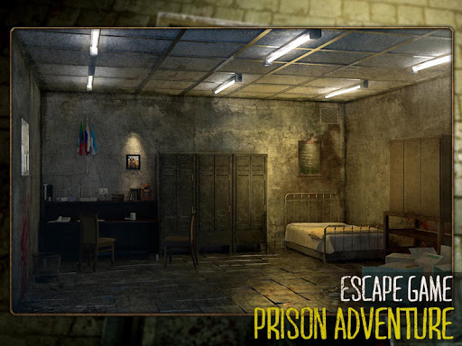 Escape game:prison adventure 11 screenshots 9