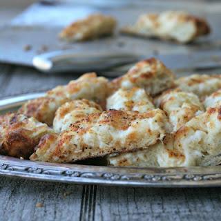 Onion Cheddar Ciabatta Appetizer Recipe