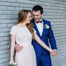 Wedding photographer Kseniya Sergeevna (kseniasergeevna). Photo of 09.10.2017