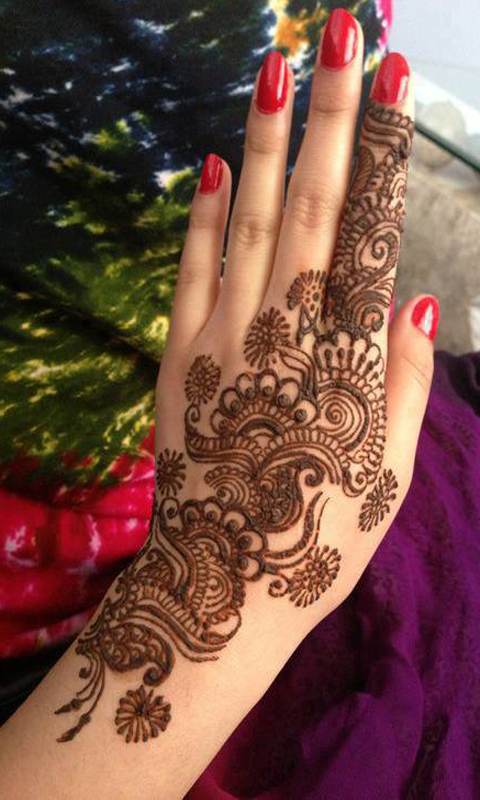 Best Mehndi Designs 2017- screenshot