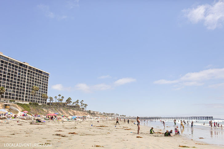 Pacific Beach San Diego.