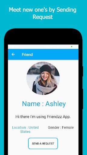 FANNY: International friends online