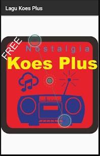 Lagu Koes Plus Legendaris - náhled