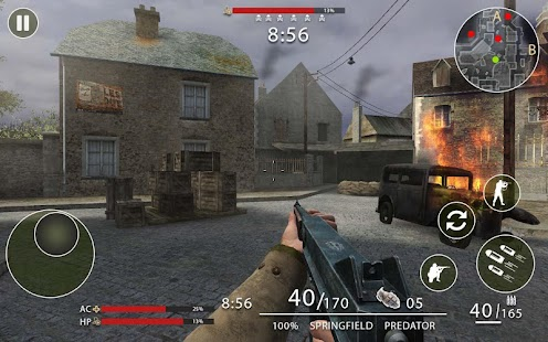 Call of Secret Duty WWII: FPS Final Battle - náhled