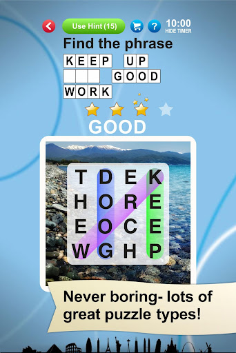 Word Search World Traveler apkdebit screenshots 2