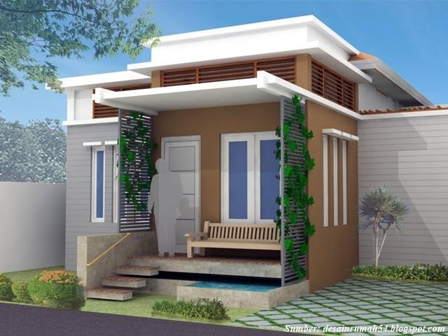 11 Bentuk Rumah Sederhana Ukuran 6x9 Terbaru Tahun 2020